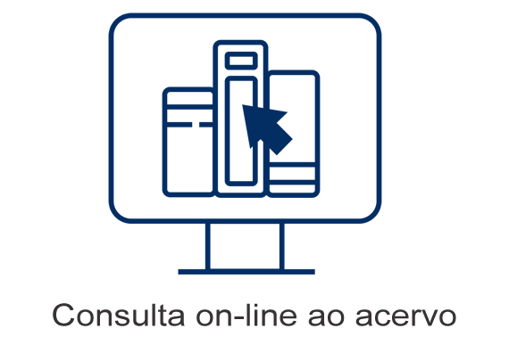 Consulta on-line ao acervo